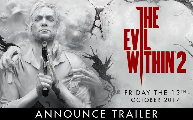 e3 2017 the evil within 2 reveal 790x494 - E3 2017: The Evil Within 2 Revealed, First Trailer