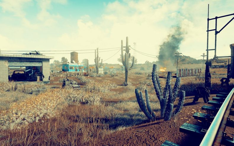 DD0 txOV0AEKIlT 790x494 - Playerunknown's Battlegrounds Gaining New Desert Map