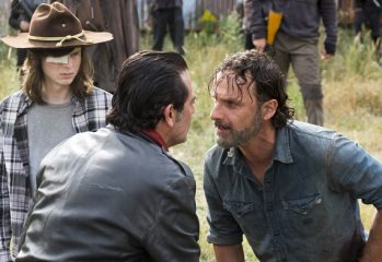 the walking dead season 7 finale 4 349x240 - Nicotero's Opinion On Who Wins The Upcoming War