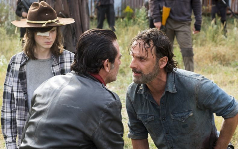 the walking dead season 7 finale 4 790x494 - Nicotero's Opinion On Who Wins The Upcoming War
