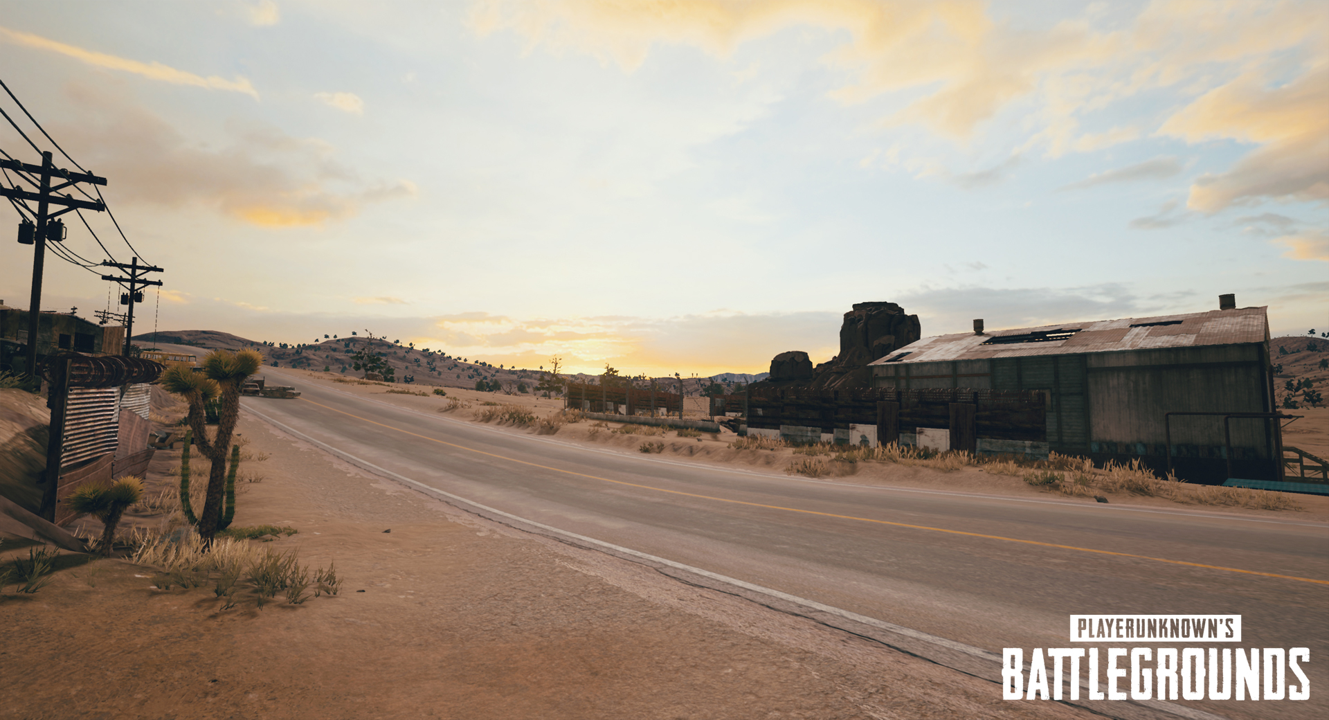playerunknowns battlegrounds nvidia desert map screenshot 005 - First Five Screenshots Of PUBG's Desert Map
