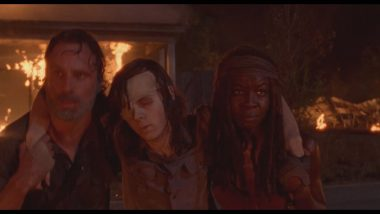 two new trailers herald walking 380x214 - Two New Trailers Herald Walking Dead's Return