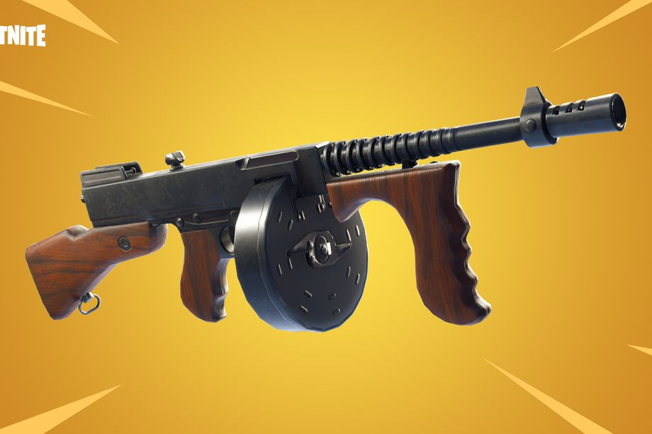 drumgun.0 - Fortnite Season 5 Begins July 12