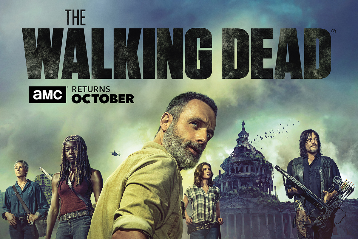 the walking dead s9 poster - New Promo Images For TWD And FTWD Reveal Changes