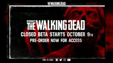 closed beta for overkills the wa 380x214 - Closed Beta For Overkill's The Walking Dead Begins October 9