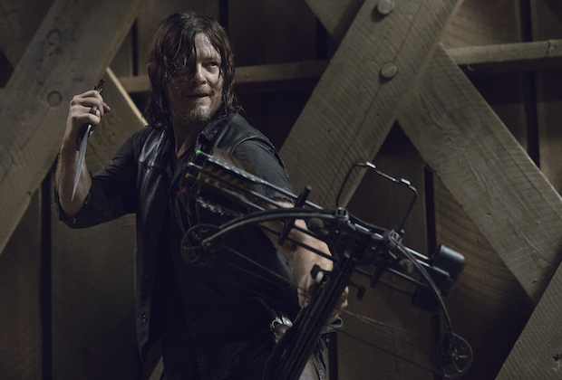 the walking dead season 9 episode 9 norman reedus - Screens From Upcoming Episodes Of Season 9B