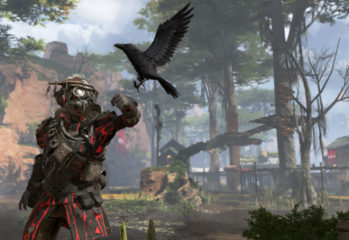 APEX Legends Screenshot LE BloodhoundRaven 03 Clean 349x240 - Respawn Launches Apex Legends, a Free-To-Play Battle Royale Experience Available Now on PC, PS4, and Xbox One - Press Release