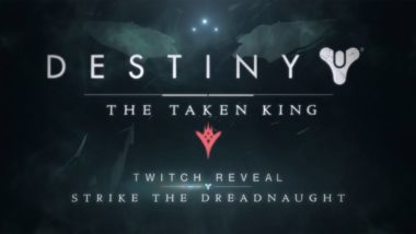 bungies new livestream for the t 380x214 - Bungie's New Livestream For The Taken King Starts Tomorrow