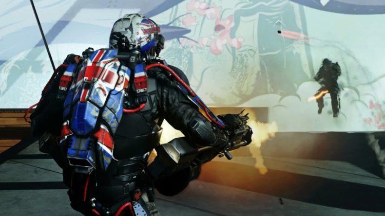 call of duty advanced warfare cu 790x444 - Call of Duty: Advanced Warfare Customization Items Trailer