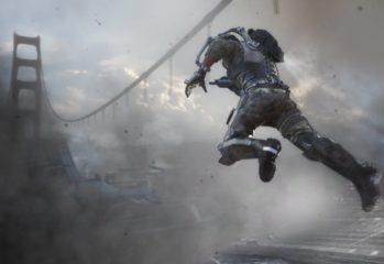 call of duty advanced warfare ga 349x240 - Call of Duty: Advanced Warfare Gamescom Trailer Features the End of a San Francisco Landmark