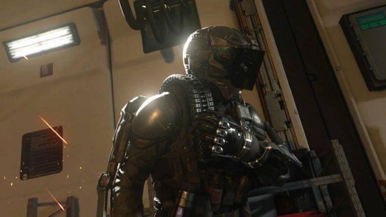 call of duty advanced warfare sh 790x444 - Call of Duty: Advanced Warfare Shoots For Photorealistic Facial Animation