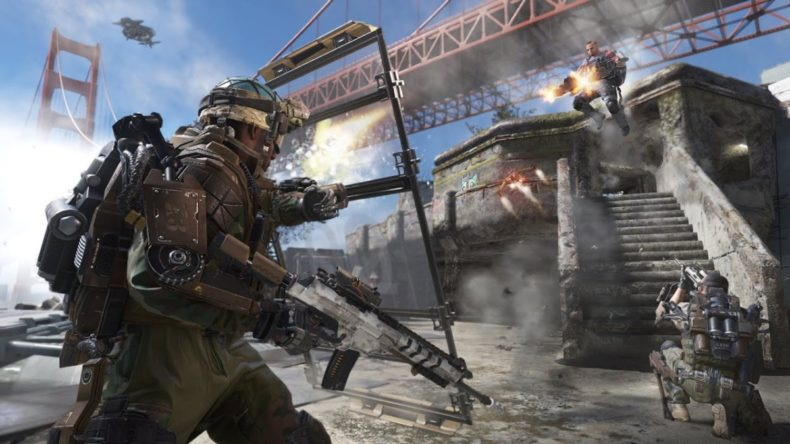 call of duty community members g 790x444 - Call of Duty Community Members Give Impressions of Advanced Warfare Multiplayer