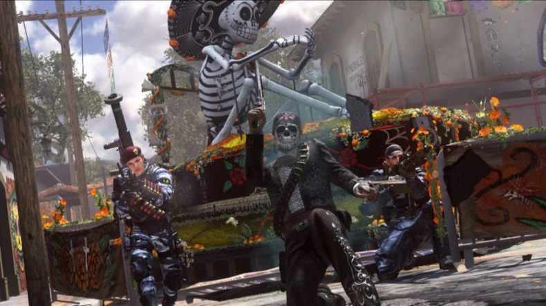 call of duty ghosts invasion out 790x444 - Call of Duty: Ghosts Invasion Out Now on PS3, PS4, and PC