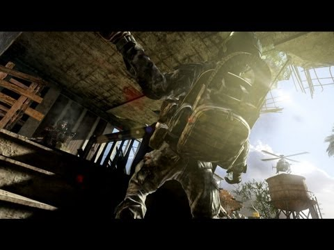 call of duty ghosts multi player - Call of Duty: Ghosts Multi-Player Reveal Trailer