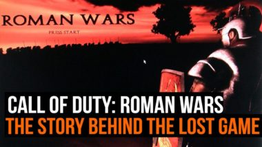 cancelled call of duty game woul 380x214 - Cancelled Call Of Duty Game Would Have Taken Place In Rome