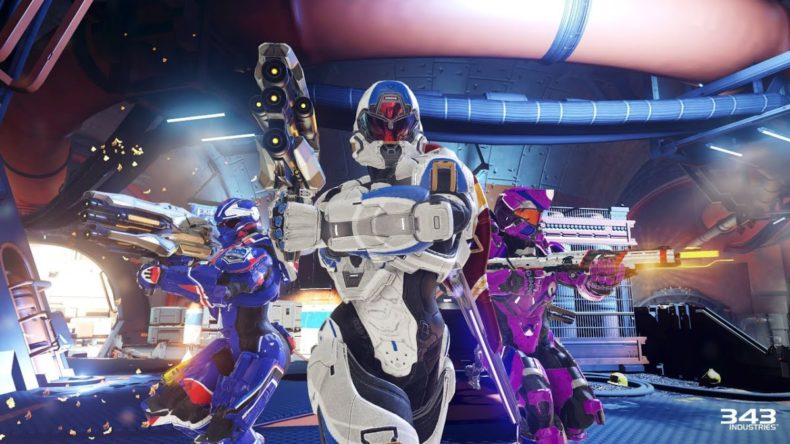 check out halo 5s new warzone fi 790x444 - Check Out Halo 5's New Warzone Firefight Mode