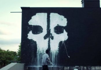 cod ghosts street art installati 349x240 - COD Ghosts Street Art Installation Video