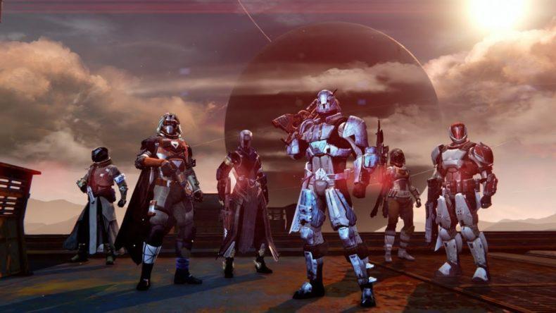 destiny competitive multiplayer 790x444 - Destiny Competitive Multiplayer Trailer and DLC Date