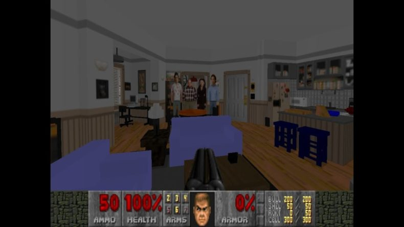 doom 2 seinfeld edition 790x444 - Doom 2: Seinfeld Edition