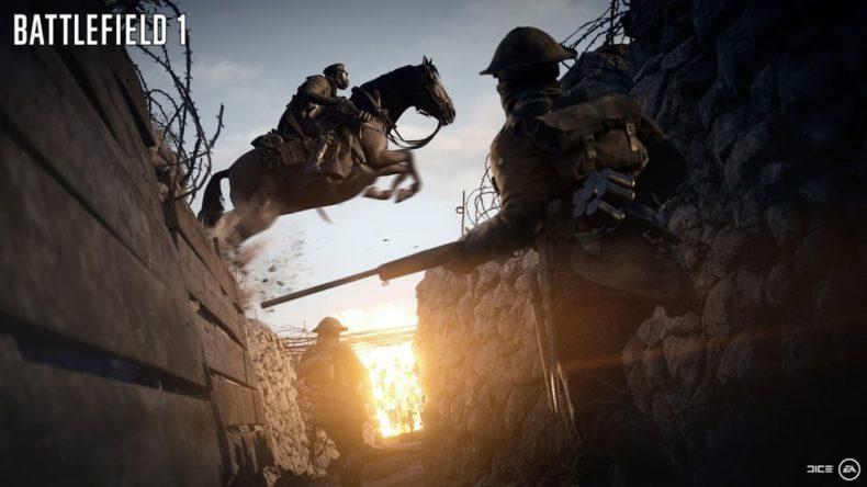 e3 2016 new battlefield 1 traile 790x444 - E3 2016: New Battlefield 1 Trailer With Lotsa Gameplay Shots