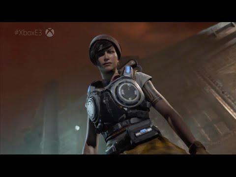 e3 2016 new gears of war 4 trail - E3 2016: New Gears Of War 4 Trailer, Plus Infodump