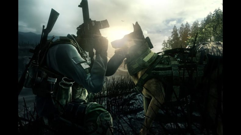 e32013 call of duty ghosts no ma 790x444 - E32013: Call of Duty: Ghosts No Man's Land Gameplay Demo