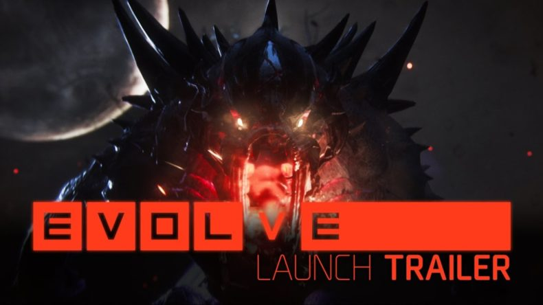 evolve out now check out the off 790x444 - Evolve Out Now, Check Out the Official Launch Trailer