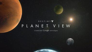 explore destinys solar system wi 380x214 - Explore Destiny's Solar System With Destiny Planet View Website