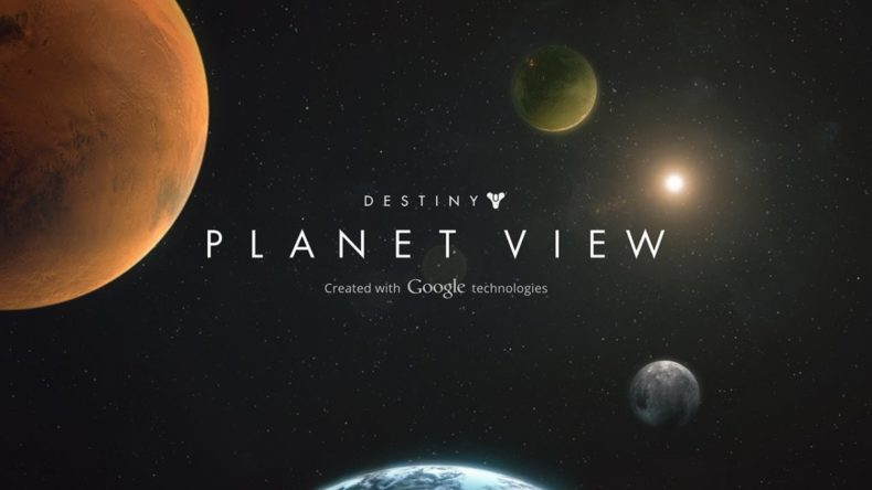explore destinys solar system wi 790x444 - Explore Destiny's Solar System With Destiny Planet View Website