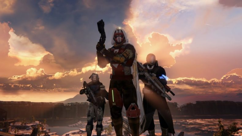 final gameplay trailer for desti 790x444 - Final Gameplay Trailer For Destiny