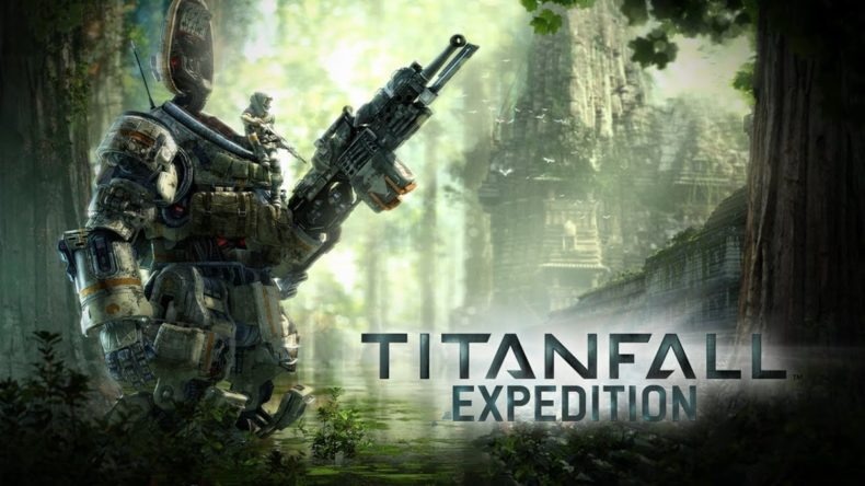 first trailer for titanfall expe 790x444 - First Trailer For Titanfall Expedition DLC