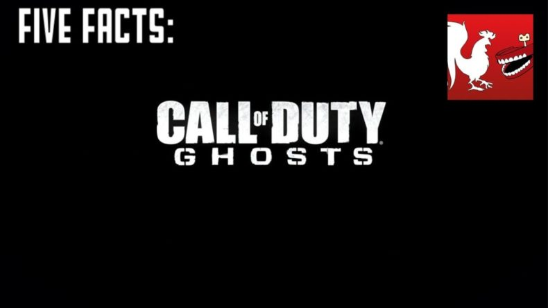 five funny facts about call of d 790x444 - Five Funny Facts About Call of Duty: Ghosts
