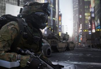 five new call of duty advanced w 349x240 - Five New Call of Duty: Advanced Warfare Screens