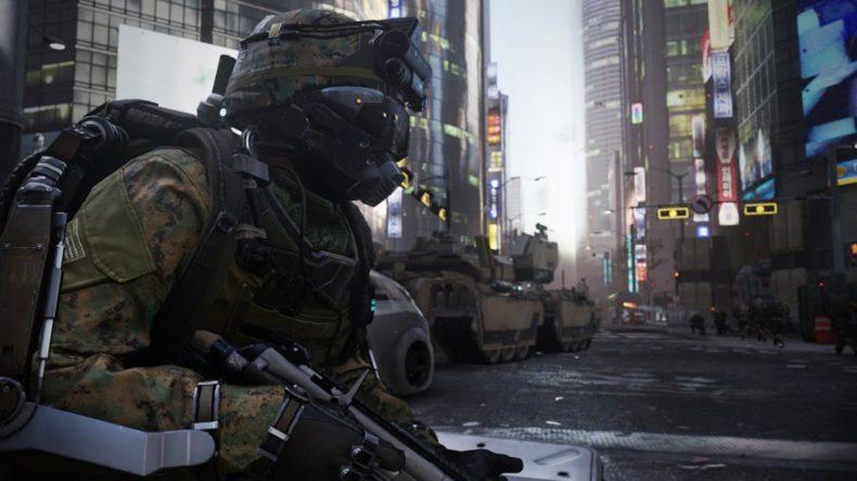 five new call of duty advanced w 790x444 - Five New Call of Duty: Advanced Warfare Screens