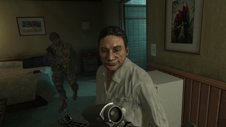 former panamanian dictator manue 790x444 - Former Panamanian Dictator Manuel Noriega Sues Over Call of Duty Portrayal