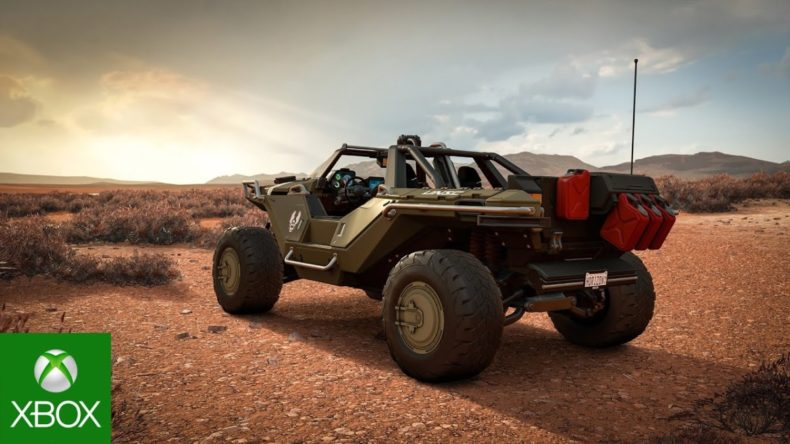 halos warthog will be driveable 790x444 - Halo's Warthog Will Be Driveable In Forza Horizon 3