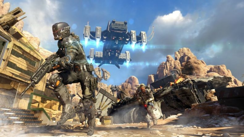 here it is the call of duty blac 790x444 - Here It Is, The Call Of Duty: Black Ops 3 Gameplay Trailer