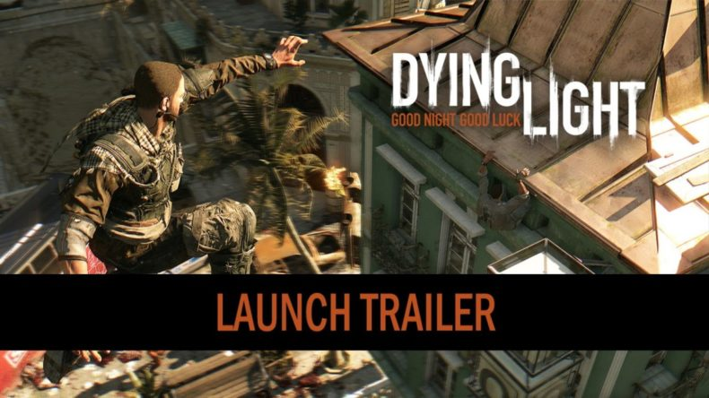 heres the gore splattered launch 790x444 - Here's The Gore-Splattered Launch Trailer For Dying Light