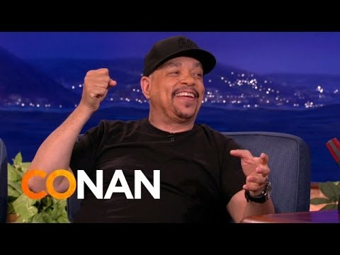 ice t has a free spirited call o - Ice-T Has a Free-Spirited Call of Duty Victory Celebration