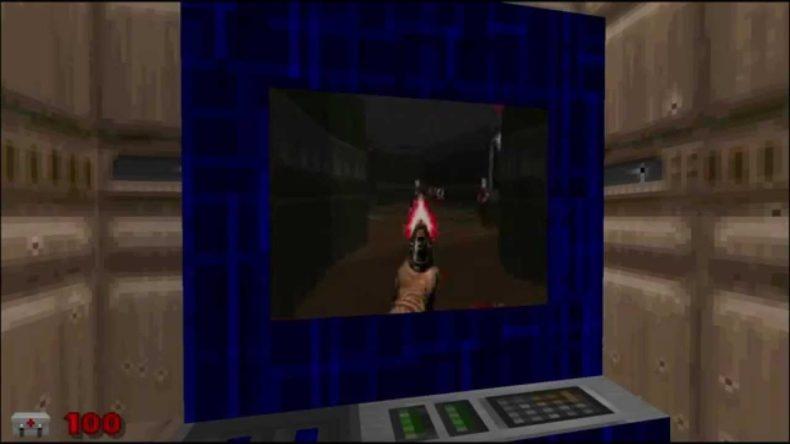 modder gets doom running insided 790x444 - Modder Gets Doom Running Inside...Doom