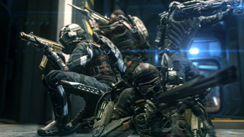 new call of duty advanced warfar 3 790x444 - New Call of Duty: Advanced Warfare Trailer Premieres Exo Survival Mode