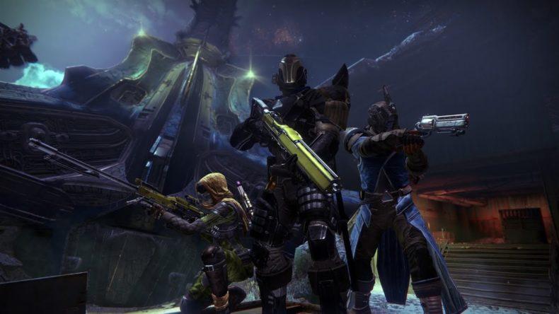 new destiny gameplay video and p 790x444 - New Destiny Gameplay Video and Pre-Order Bonus Details