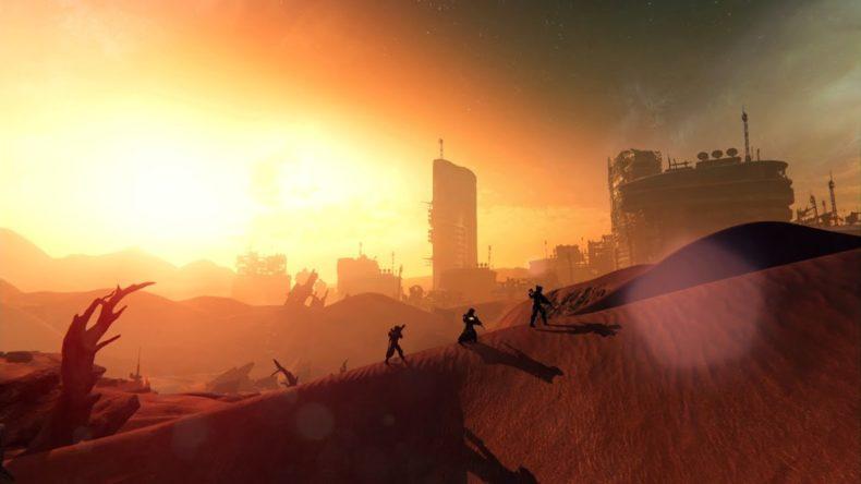 new destiny trailer takes us to 790x444 - New Destiny Trailer Takes Us To Mars