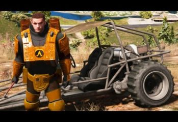 new gta v mod brings gordon free 349x240 - New GTA V Mod Brings Gordon Freeman To Los Santos