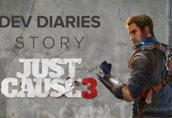 new just cause 3 dev diary expos 349x240 - New Just Cause 3 Dev Diary Exposes The Story Process