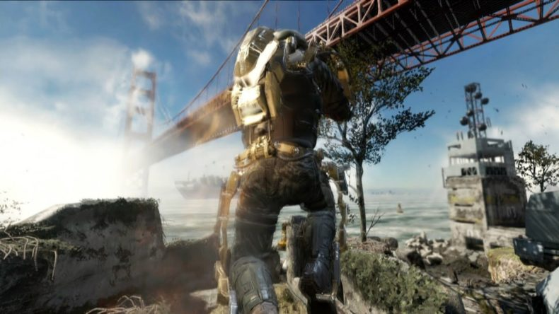 "new trailer offers a deep dive i 790x444 - New Trailer Offers a ""Deep Dive"" Into Call of Duty: Advanced Warfare MP"