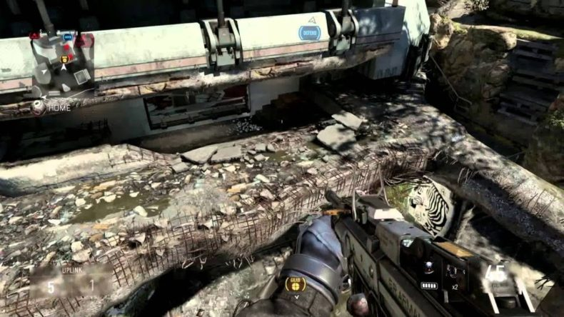 new video shows off call of duty 790x444 - New Video Shows Off Call of Duty: Advanced Warfare Exo Abilities
