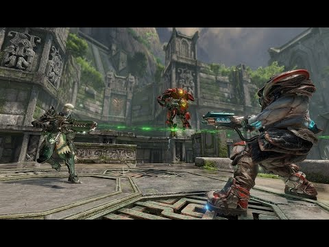 see the new quake champions game - See The New Quake Champions Gameplay Trailer