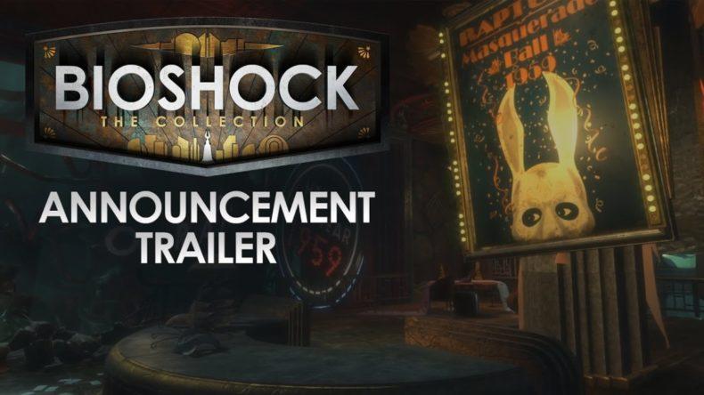 that didnt take long bioshock th 790x444 - That Didn't Take Long: Bioshock: The Collection Officially Announced