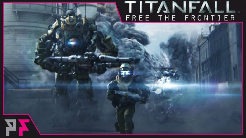 titanfall live ish action video 790x444 - Titanfall Live-ish-Action Video Released For E3